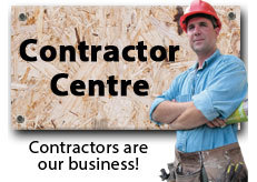 Contractors are our business!
