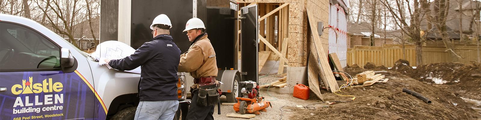 Contractor Directory Form - Allen Building Centre / Allen Lumber