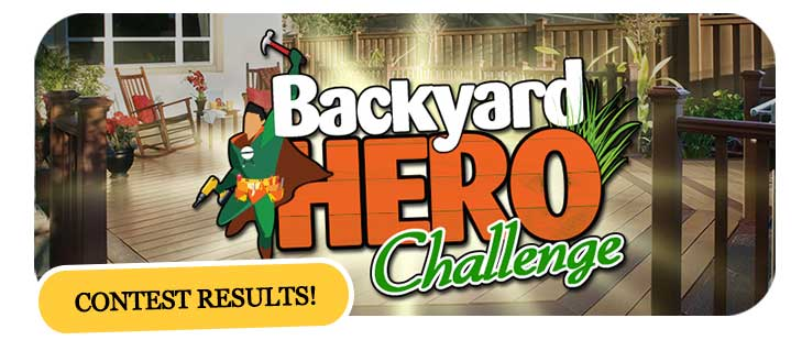 Backyard Hero Challenge