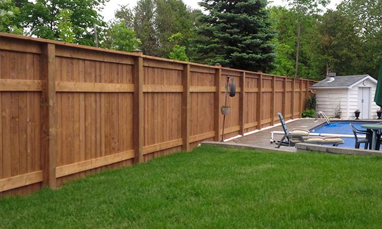 Decks, Railing, Fences - Allen Building Centre / Allen Lumber